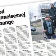 Pressemeddelelse skrevet for Svendborg Erhvervsforskole af Courage Design
