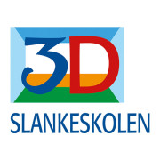 Logodesign 3D Slankeskolen ved Courage Design