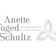 Logodesign til Anette Foged Schultz ved Courage Design