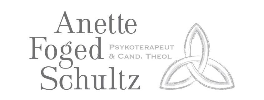 Logodesign til Anette Foged Schultz ved Courage Design