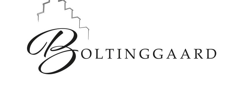 Logodesign til Boltinggaard ved Courage Design