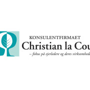 Logodesign til Christian La Cour ved Courage Design