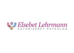 Logodesign til Elsebet Lehrmann ved Courage Design