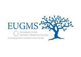 Logodesign til European Union Geriatric Medecine Society ved Courage Design