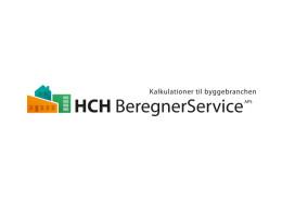 Logodesign til HCH Beregner Service Aps ved Courage Design