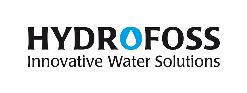 Logodesign til Hydrofoss ved Courage Design