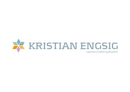 Logodesign til Kristian Engsig ved Courage Design