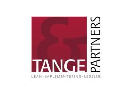 Logodesign ti Tange og Partners ved Courage Design