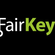 Logodesign til Fairkey ved Courage Design