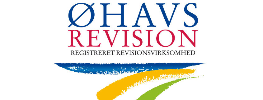 Logodesign til Øhavs Revision ved Courage Design