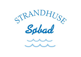 Logodesign til Strandhuse Søbad ved Courage Design