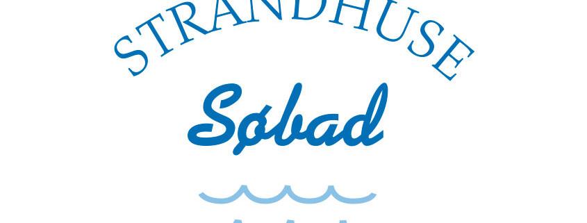 Logodesign til Strandhuse Søbad ved Courage Design