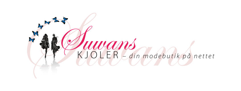 Logodesign til Suwans kjoler ved Courage Design