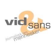 Logodesign til Vid og Sans ved Courage Design