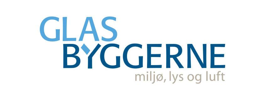 Logodesign til Glasbyggerne A/S ved Courage Design