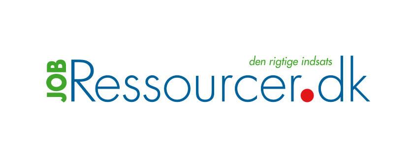 Logodesign til Job Ressourcer ved Courage Design