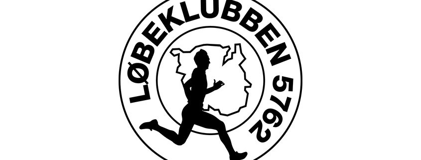 Logodesign til Løbeklubben ved Courage Design