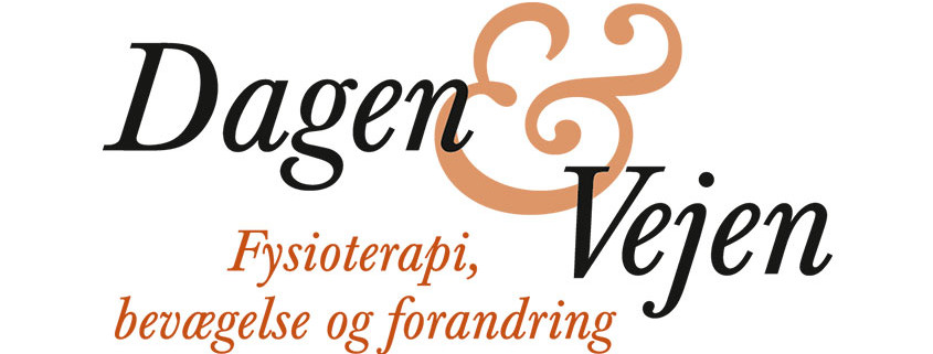 Logodesign til Dagen og Vejen ved Courage Design