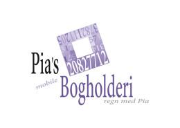 Logodesign til Pias Bogholderi ved Courage Design