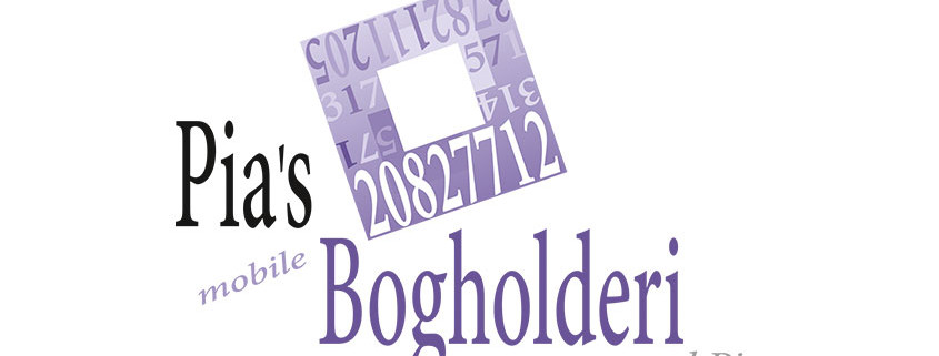 Logodesign til Pias Bogholderi ved Courage Design