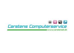 Logodesign til Carstens Computerservice ved Courage Design