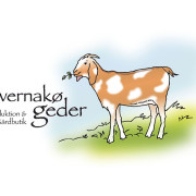 Logodesign til Avernakø Geder ved Courage Design