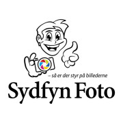 Logodesign til Sydfyn Foto ved Courage Design