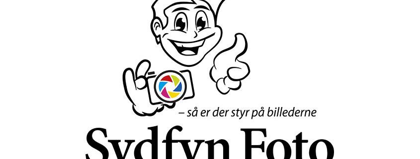 Logodesign til Sydfyn Foto ved Courage Design
