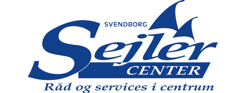 Logodesign til Svendborg Sejler Center ved Courage Design
