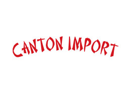 Logodesign til Canton Import ved Courage Design