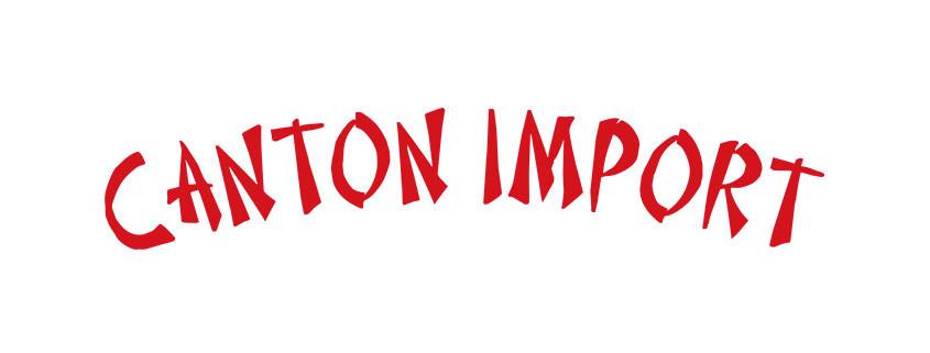 Logodesign til Canton Import ved Courage Design