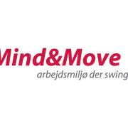 Logodesign til Mind og Move ved Courage Design