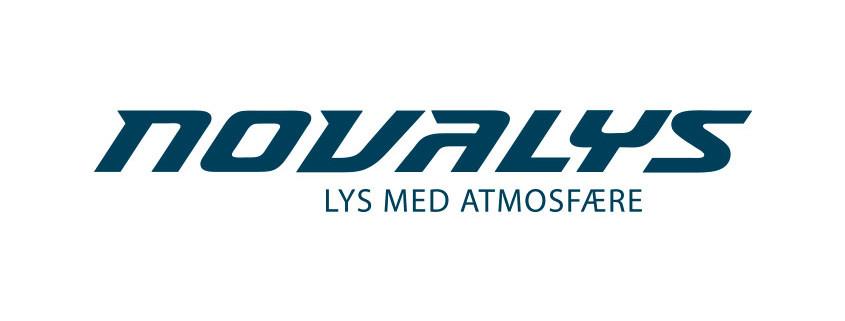 Logodesign til Novalys ved Courage Design